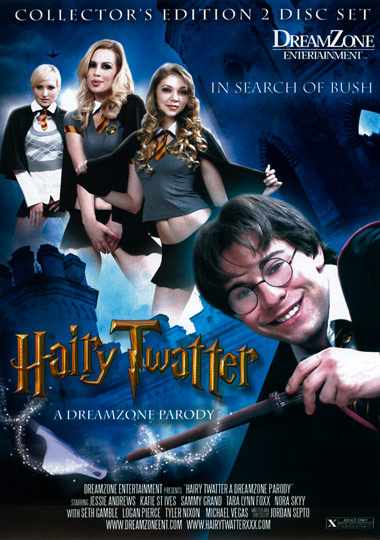 Hairy Twatter Harry Potter  Almost Pop Movies-8590